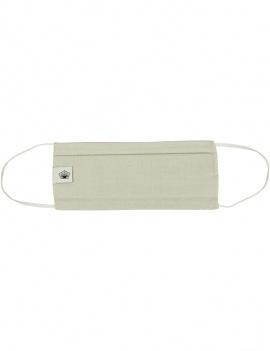 Masque tissu lavable coton bio - Adulte