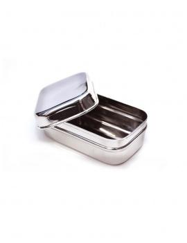 Boite inox rectangle - Petite
