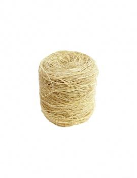 Eponge biodegradable en fibre de sparte