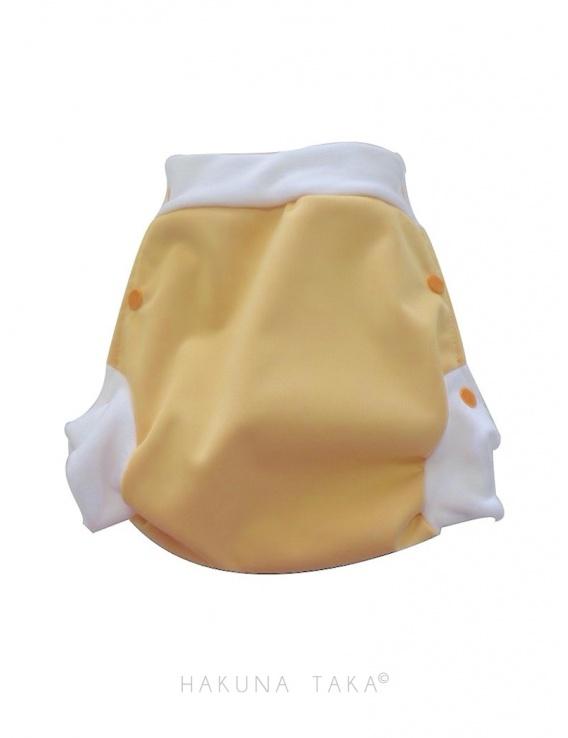 Couche de protection - jaune pâle