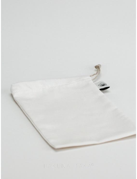 Sac à vrac en coton bio - Petit modèle