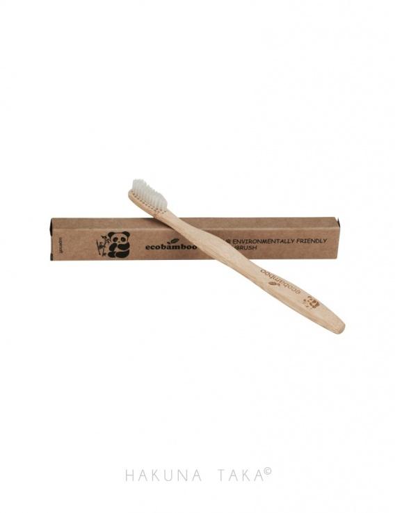 Brosse à dents bambou - Extra souple