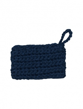Eponge écologique - Bleu marine