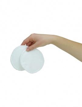 Coussinets d'allaitement lavables x2
