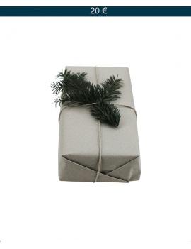 Carte Cadeaux 20 €