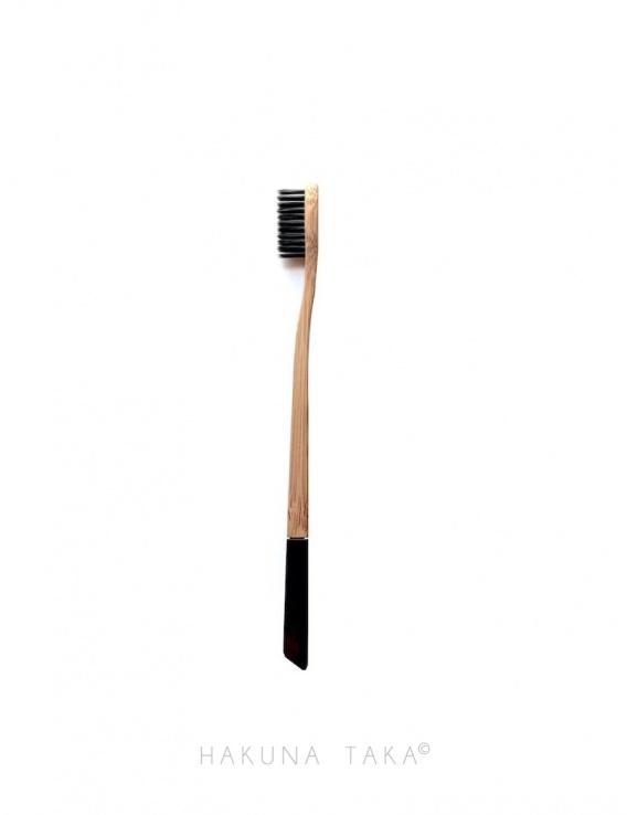 Brosse à dents bambou - Souple