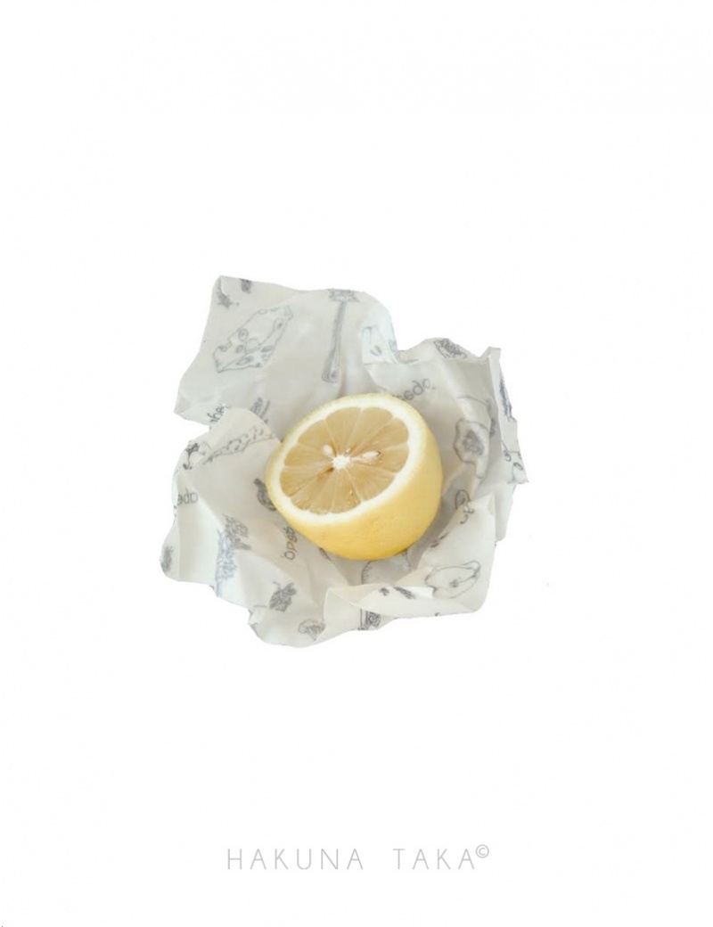emballage cire d abeille 100 z ro d chet sur hakuna taka. Black Bedroom Furniture Sets. Home Design Ideas