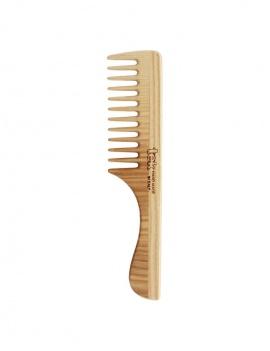 Peigne en bois dents larges