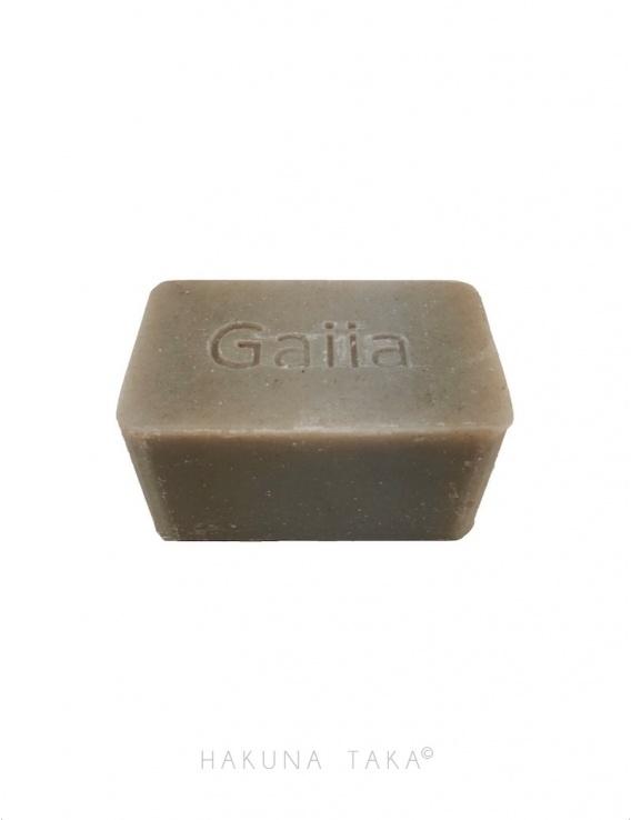 Savon saponifié à froid Gaiia Rhassoul - Format familial