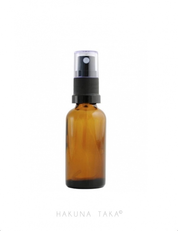 Flacon verre spray - 30 ml