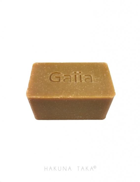 Savon saponifié à froid Gaiia Curcuma - Format familial