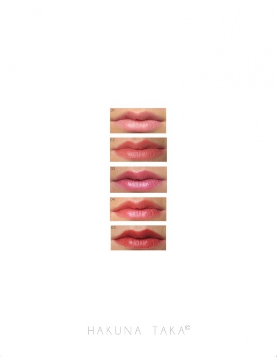Rouge à lèvres vegan - 02