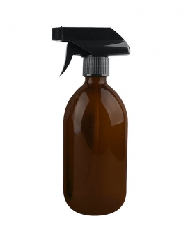 Spray verre ambré - 500 ml