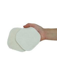 cadeau noel carrés démaquillants lavables coton bio
