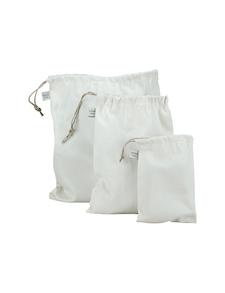 cadeau noel kit sac à vrac coton bio
