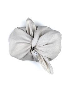 cadeau noel sac à nouer lin bio Hakuna Taka