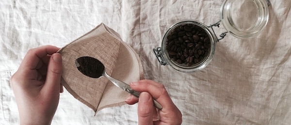 filtre caf r utilisable en lin bio hakuna taka. Black Bedroom Furniture Sets. Home Design Ideas