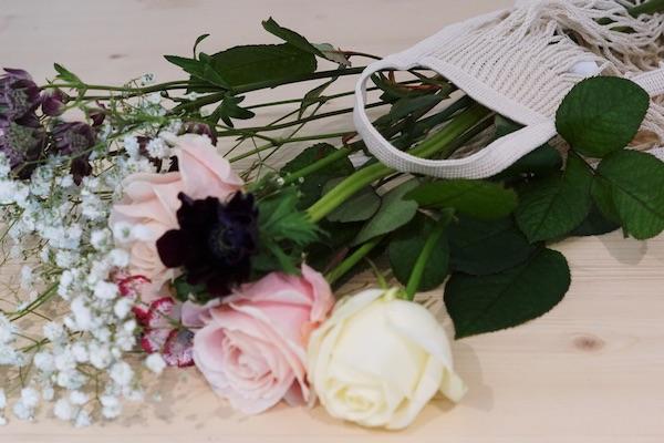 saint valentin zero dechet fleurs
